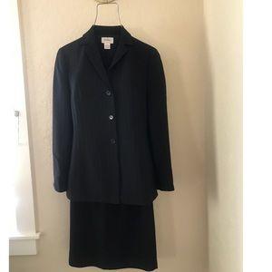 Vintage Newman Marcus 2 Piece Suit Size 4